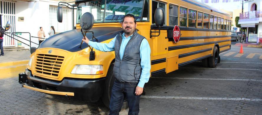 Nuevo Transporte Escolar